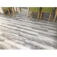 Grey Nordic Style PVC Vinyl Plank Flooring Thickness 2.0mm Waterproof 6 X 36 Inch Manufactures