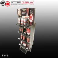 special cosmetic bottled canton display stand Manufactures