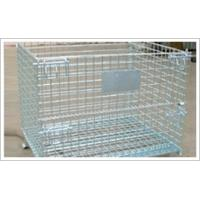 Metal warehouse wire mesh lockers Manufactures