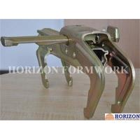 Steel Press Scaffolding Pipe Clamps BFD Alignment Coupler Ensure Good Connection Manufactures