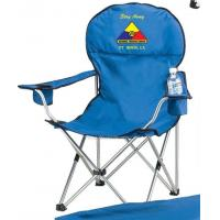 Outdoor setting heavy duty fold up Kids armrest camping Beach Chair Manufactures