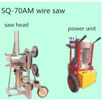 multi-function BS-70AM hydraulic diamond wire saw machine Manufactures