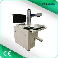 Multifunctional Industrial Laser Marking Machine For Cell Phone Case / Vinyl Sticker Manufactures