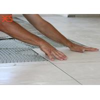 Outdoor Porcelain Tile Adhesive, Heat Proof Flexible Cement Based Tile Adhesive Manufactures