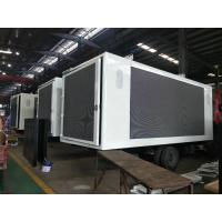 China LED Billboard Truck Box Boby Customizing  WithLed Screen Truck Box For Outdoor Truck   LED Display Advertising on sale