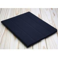 China Unique lightweight black Ipad3 Bluetooth Keyboard Case with Rubberized Protector on sale