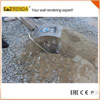 Electric Concrete Hand Mixer , Construction Cement Mixer No Need Oil Manufactures