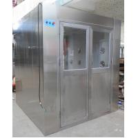 High Efficiency Stainless Steel Air Shower Clean Room In Pharmaceutical Industry Manufactures