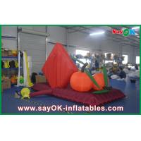 China Red Lucky New Year Big Festival Inflatable Products 210D Oxford Cloth For Event on sale
