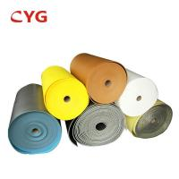 Sound Proof Self Adhesive Insulation Foam Floor Insulation Acoustic Pe Recyclable Manufactures