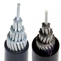 aluminum conductor PE insulated cable Manufactures