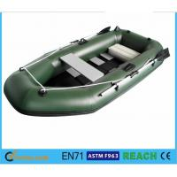 Challenger 3 Inflatable Float Boat Durable Plastic Raft Boat With Pump And Oars Manufactures