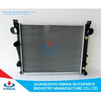 Tube Fin Core All Aluminum Replacement Radiators Benz 1997-1999 W220 Thicnkess 32mm Manufactures