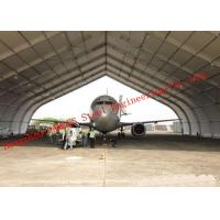 Flexible Design Prefabricated Steel Structure Aircraft Hangar Buildings Seismic Proof Construction Manufactures