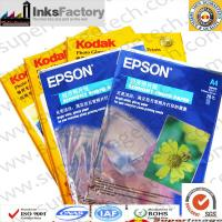 China Original High Gloss Photo Paper for Epson on sale