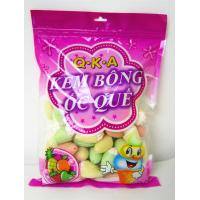 Strawberry Marshmallow Candy , 3.5g Ice Cream Shaped Fruity Marshmallow Snacks Manufactures