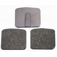 Terrazzo Concrete Grinding Diamonds Abrasive Brazing Block For Husqvarna Grinder Manufactures