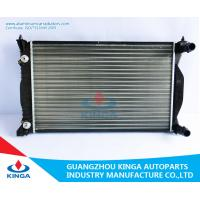 Mechanical Auto Truck Aluminum Racing Radiator AUDI A6/A4'AT  632*415*34mm Manufactures