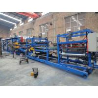 Quality Steel Wall Panel Roll Forming Machine Ceiling  PUF Sandwich Panel Machine for sale