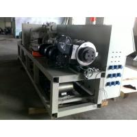 China Waterproof Geomembrane Pvc Sheet Extruder 2440mm Product Width Aging Resistant on sale