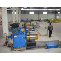 Strip Steel Cut To Length Machines , 0.5-2.0nmm Cut To Length Lines Manufactures