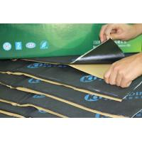 Aging Resistant Sound Insulation Mat Three In One Car / Machinery Noise Reduce 7mm Manufactures