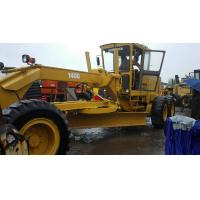 Caterpillar 140g 140h 12g 14g used motor grader for sale Manufactures