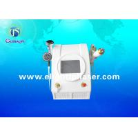 China Portable 635nm Diode Laser RF Cavitation Slimming Machine For Cellulite Reduction on sale