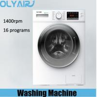 A+++ Big capacity 8/9/10/12/14/17kg front loading washing machine Manufactures