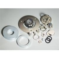 Sintered Permanent Ring Nickel Coated NdFeB Magnet With Rare Earth Material Manufactures
