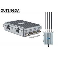 Dual Band Gigabit Wireless AP Base Station N Connector Outdoor Wireless Networking Manufactures