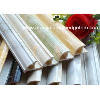 Rigid Tile Corner Trim PVC And Calcium Carbonate Powder Weather Resistant Manufactures