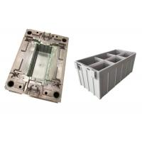 Panzer Battery Box Plastic Injection Mold Tooling , High Precision Plastic Injection Tools Manufactures