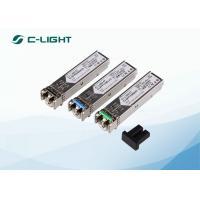 1.25G Gigabit Ethernet SFP Optical Transceiver , 1000BASE SX Transceivers