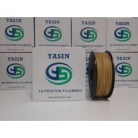 1kg 1.75mm 3mm 3D Printer Wood Filament , Light Weight 3mm Wood Filament Manufactures