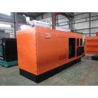 China 350KVA Diesel Power Generator Set Cummins Power 60Hz 1800 Rpm Diesel Generators For Sale on sale