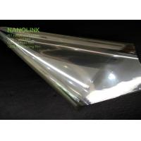 China High Transparency Anti Static PET Stretch Film For Electronic Products Protection on sale