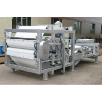China Sludge Dewatering Belt Press Waste Water on sale