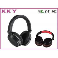 China CVC Noise Reduction Headband Wireless Bluetooth Over The Ear Headphones on sale