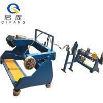 380V Voltage Reel Winding Machine Rope Rewinding Machine Adjustable Speed Manufactures