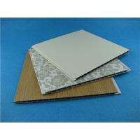 Quality PVC Laminated Wall Covers Board Decoration PVC Bathroom Wall Panels for sale