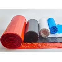 Waste Bin Liners for Home, Office,Trash Bags Small Drawstring Garbage Bags