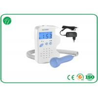 China FD-200D Handheld Fetal Doppler Machine With Low Ultrasound Dosage on sale