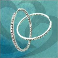 Fashion Silver Earring Manufactures
