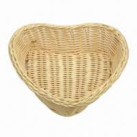 Basket Box, Made of Rattan, Ideal for Cosmetics, Jewelry and Remote Storage Manufactures