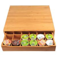 hot selling coffee cup holder tray with drawer coffee cup holder for high quality Manufactures