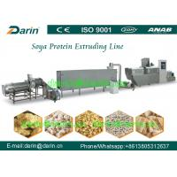 Protein Diet Application Soya meat making machine Production Line Manufactures