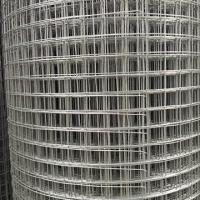 Quality Square Hot Dipped Galvanized Wire Mesh 12 Gauge 2 Inch Welded 300mm~2500mm Width for sale
