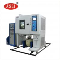 Environmental Temperature And Humidity Test Climatic Combined Vibration Chamber Manufactures