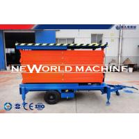 20m 200kg Hydraulic Platform Lift Hydraulic Scissors Lift Table Manufactures